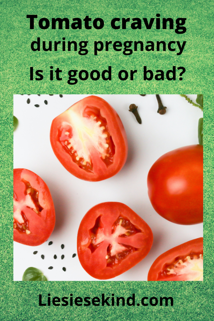 tomato-craving-during-pregnancy